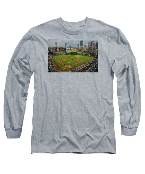 Pittsburgh Pirates Pnc Park 5569 Long Sleeve T-Shirt