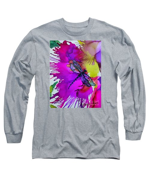 Pizzazz Long Sleeve T-Shirt