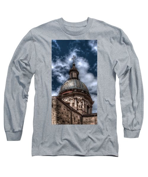 Place Of Worship Long Sleeve T-Shirt by Patrick Boening