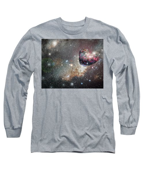 Planet Love Long Sleeve T-Shirt