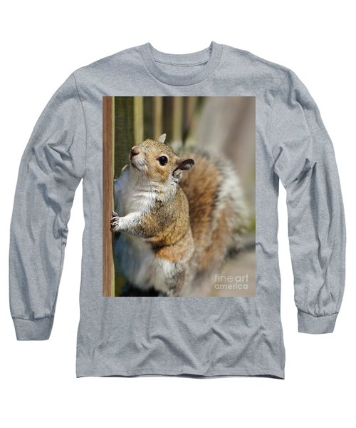 Planning My Escape Long Sleeve T-Shirt by Pamela Blizzard