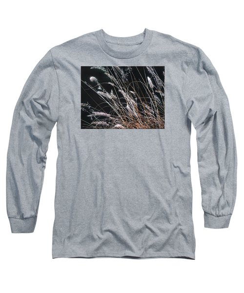 Plant Long Sleeve T-Shirt by Mikki Cucuzzo
