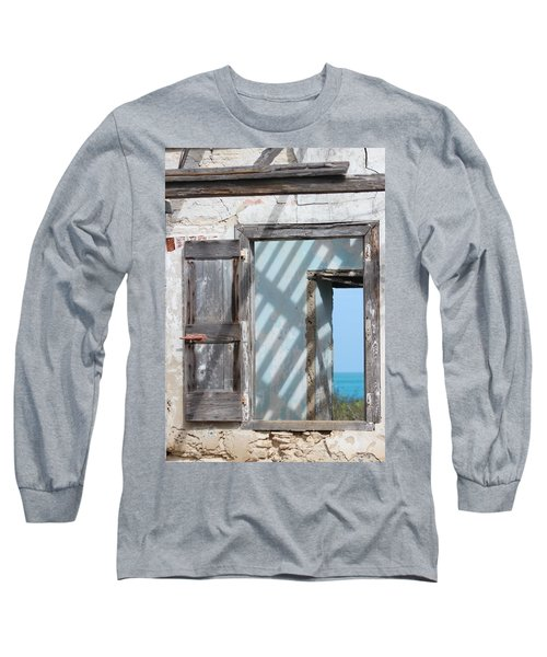 Plantation Quarters Long Sleeve T-Shirt