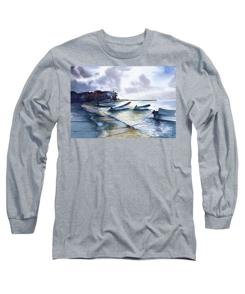 Playa Del Carmen Long Sleeve T-Shirt