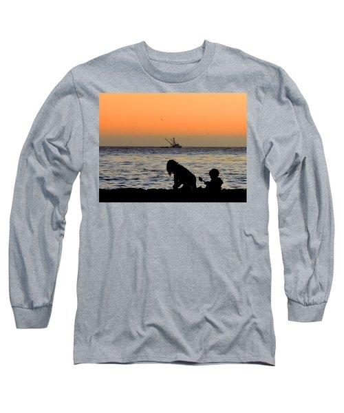 Playful Time Long Sleeve T-Shirt