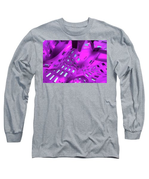 Playground For The Mind Long Sleeve T-Shirt