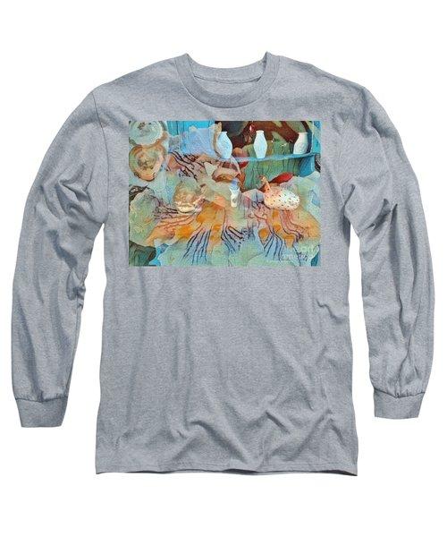 Pleasant Dreams Long Sleeve T-Shirt