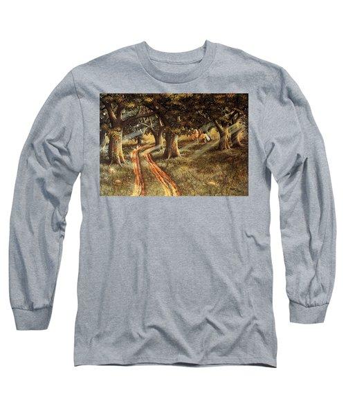 Pleasant Escape Long Sleeve T-Shirt
