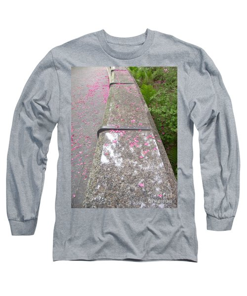 Please Be Seated Long Sleeve T-Shirt