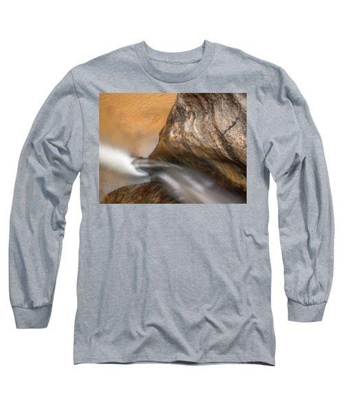 Long Sleeve T-Shirt featuring the photograph Pleasurable Contemplation by Dustin LeFevre