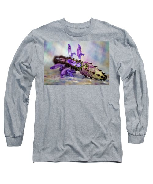 Plectranthus On Show Long Sleeve T-Shirt