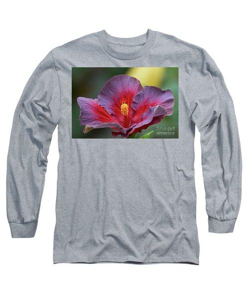 Plum Wonderful Long Sleeve T-Shirt
