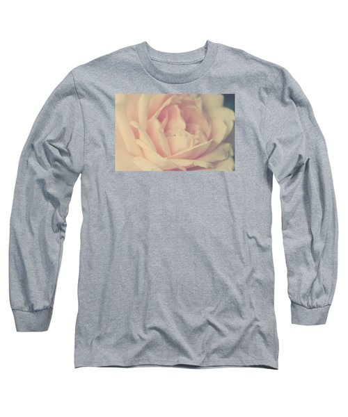 Poesie D' Amour Long Sleeve T-Shirt by The Art Of Marilyn Ridoutt-Greene