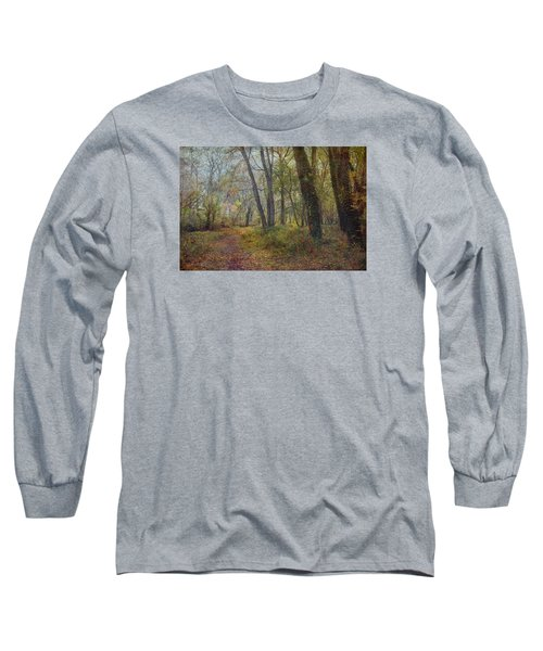 Poetic Season Long Sleeve T-Shirt