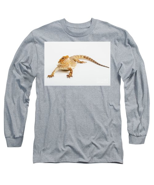 Pogona Isolated Long Sleeve T-Shirt