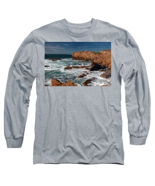 Point Lobos 1 Long Sleeve T-Shirt