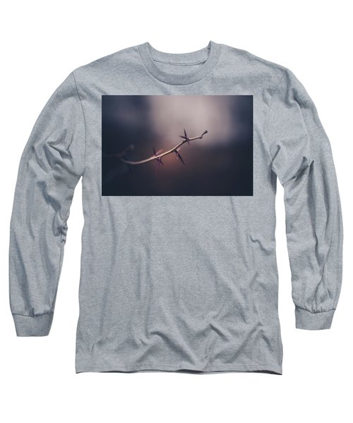 Long Sleeve T-Shirt featuring the photograph Points Of View by Shane Holsclaw