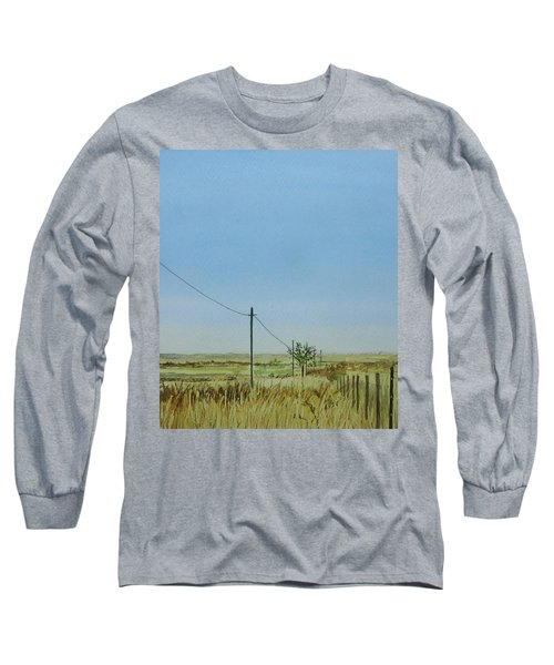 Poles Apart Long Sleeve T-Shirt
