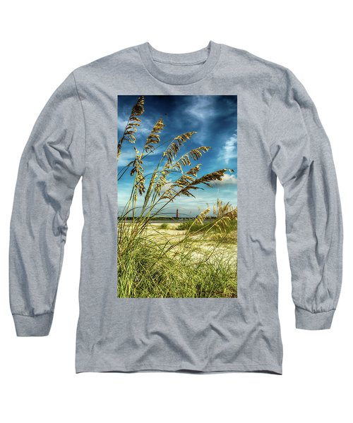 Ponce Inlet Lighthouse Long Sleeve T-Shirt