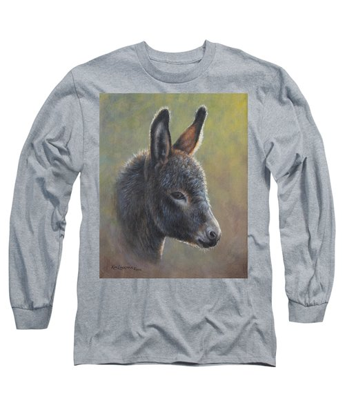 Poncho Long Sleeve T-Shirt