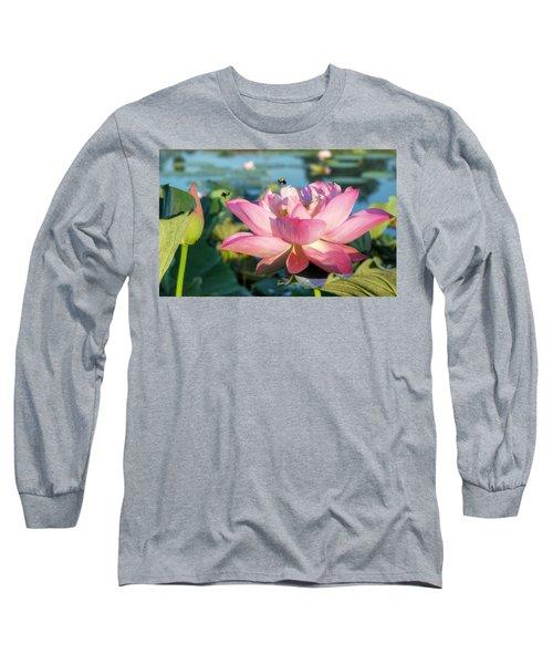 Pond Bees Long Sleeve T-Shirt