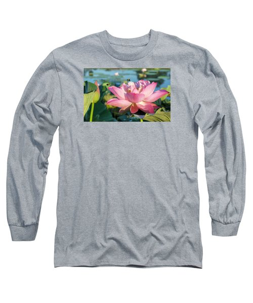 Pond Bees Long Sleeve T-Shirt