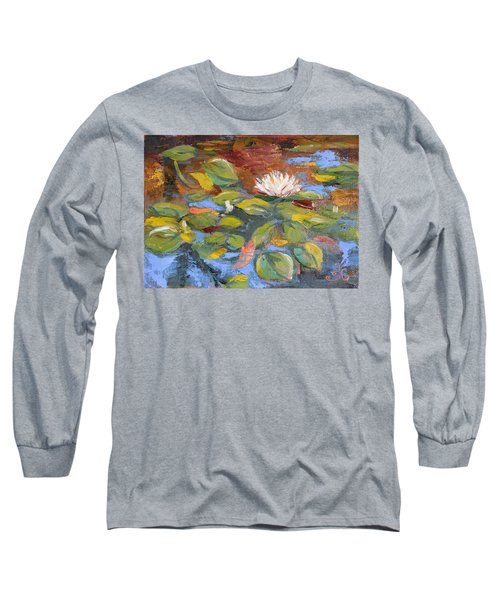 Pond Play Long Sleeve T-Shirt