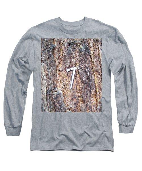Ponderosa Long Sleeve T-Shirt by Pamela Walrath