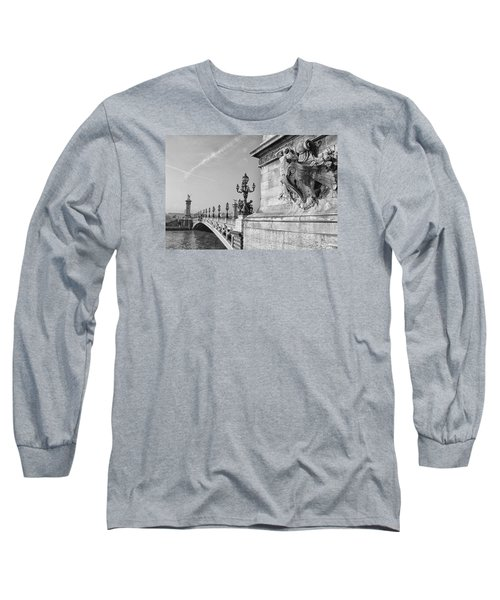 Pont Alexandre Long Sleeve T-Shirt