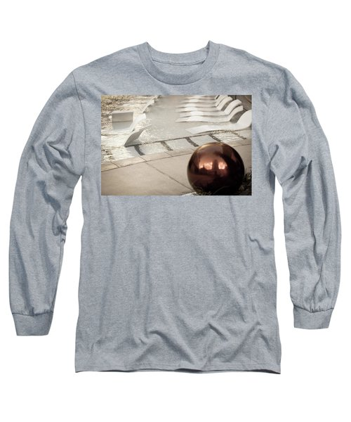 Pool Ball Long Sleeve T-Shirt