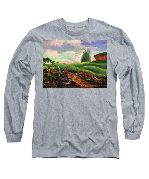 Poppies Will Make Them Sleep Long Sleeve T-Shirt