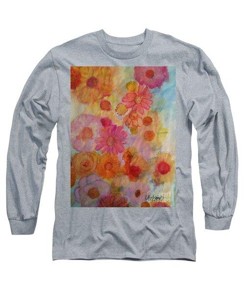 Popping Long Sleeve T-Shirt