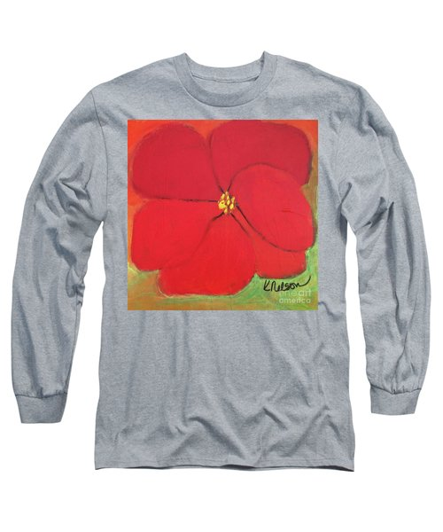 Poppy 2 Long Sleeve T-Shirt