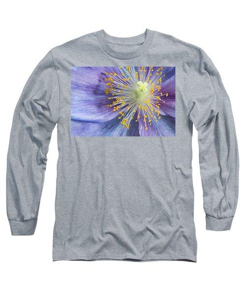 Poppy Fireworks Long Sleeve T-Shirt