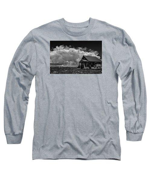 Porch View Long Sleeve T-Shirt