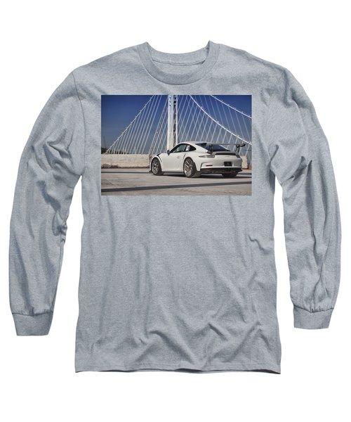 Porsche Gt3rs Long Sleeve T-Shirt
