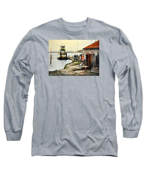 Port Aransas Ways Long Sleeve T-Shirt