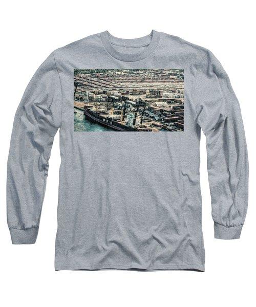 Port Everglades 2 Long Sleeve T-Shirt