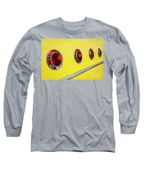 Long Sleeve T-Shirt featuring the photograph Portholes by Dennis Hedberg