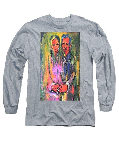 Post-newlyweds Long Sleeve T-Shirt