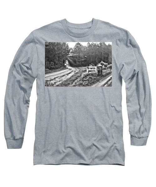 Posted On Witsell Rd Long Sleeve T-Shirt