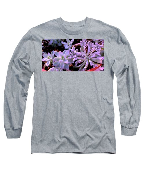 Long Sleeve T-Shirt featuring the photograph Pot Mates by M Diane Bonaparte