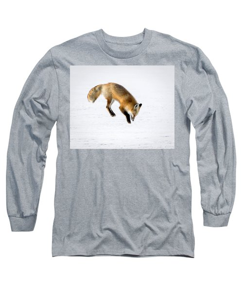 Pounce Long Sleeve T-Shirt by Jack Bell