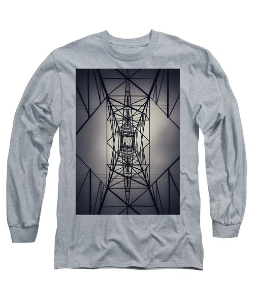 Power Above Long Sleeve T-Shirt