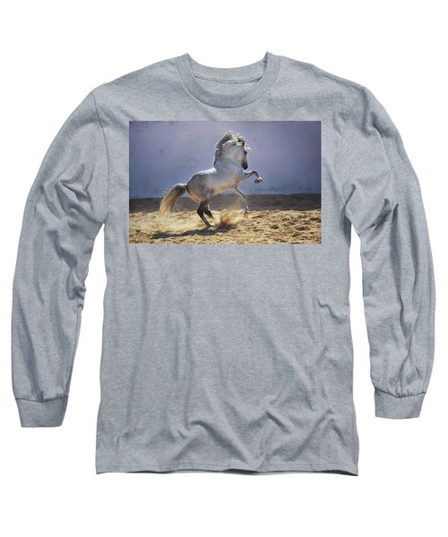 Power In Motion Long Sleeve T-Shirt