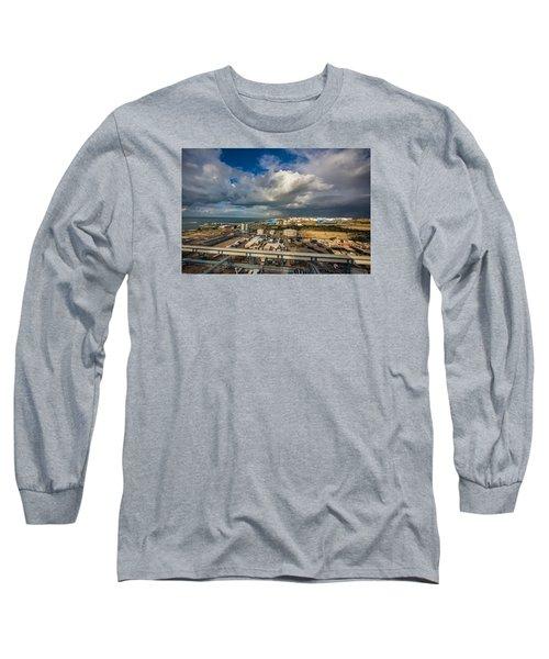 Power Vs Power Long Sleeve T-Shirt
