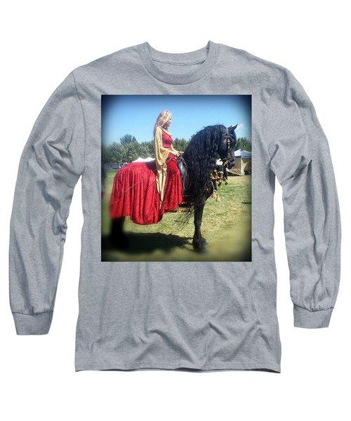 Powerful Beauty Long Sleeve T-Shirt