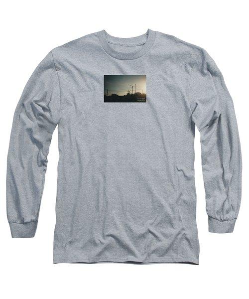 Untitled Street Scene Long Sleeve T-Shirt