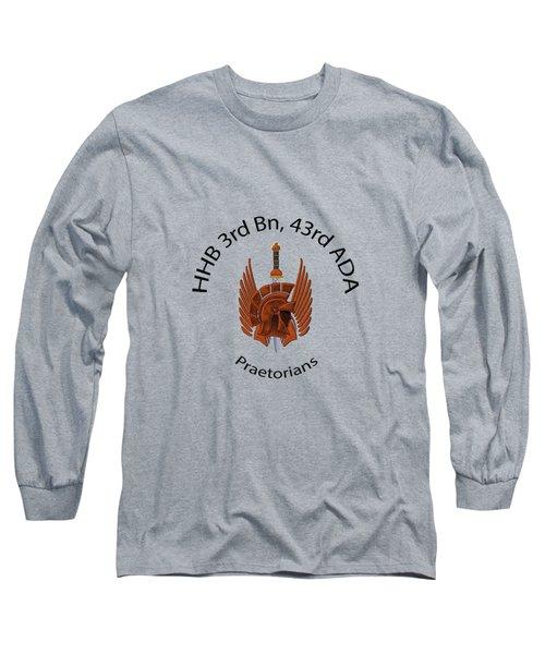 Praetorians Long Sleeve T-Shirt by Dan McManus