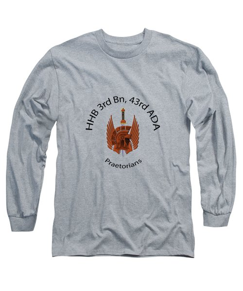 Praetorians Long Sleeve T-Shirt